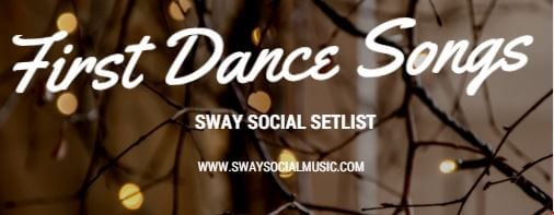 Sway Social Image- First Dance One