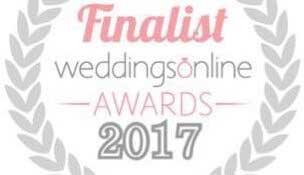 Nominated for Wedding Awards!