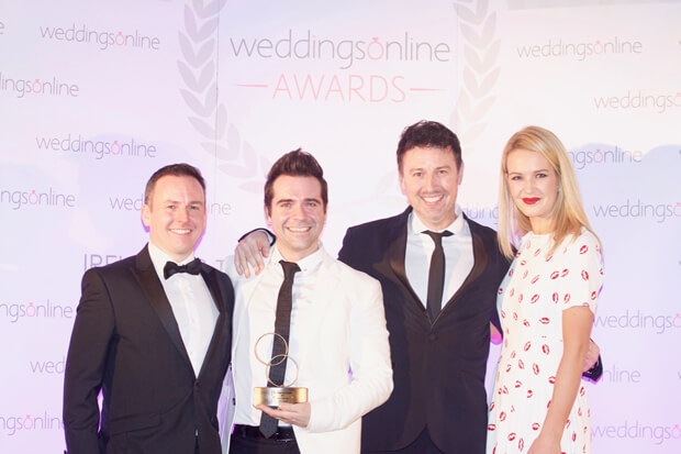 Winner of the 2017 WeddingsOnline Awards!